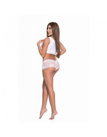 Shorty ouvert Style 98 - Blanc