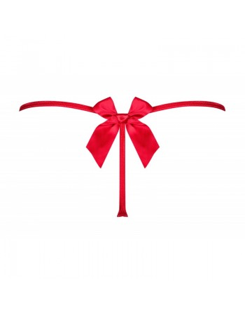 Giftella String - Rouge