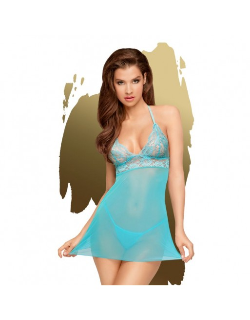 Bedtime story Nuisette - Turquoise