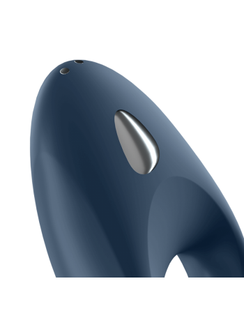 Cockring connecté Satisfyer Mighty One - Noir