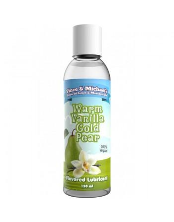 Lubrifiant VM Poire Vanille - 150 ml