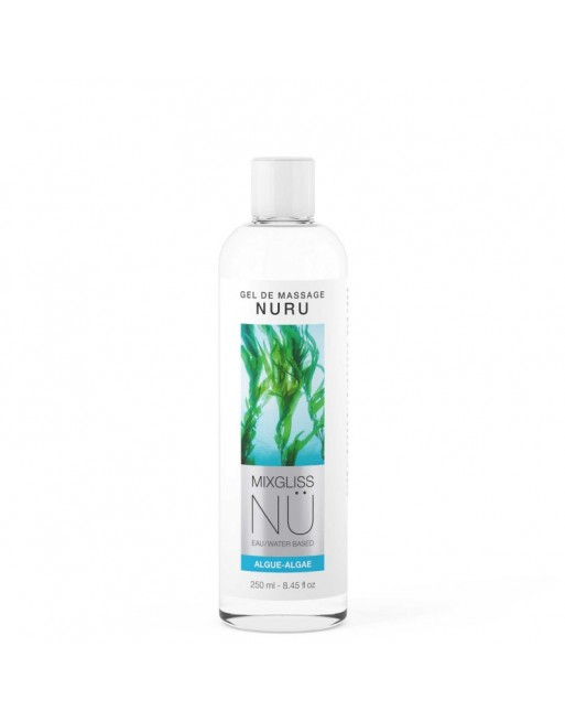 Mixgliss Gel de massage - NU Algue - 250 ml
