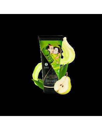 Crème de Massage délectable - Poire et Thé vert exotique