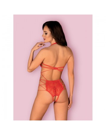 Rediosa Body ouvert - Rouge