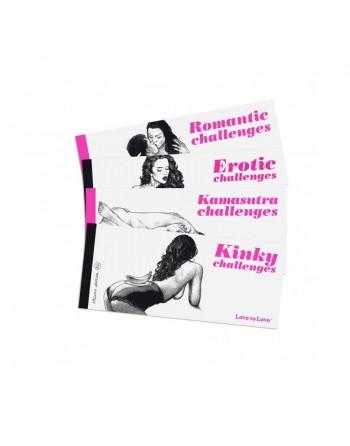 Chequier Erotic challenges par Apollonia Saintclair