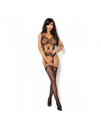 Maribel Bodystocking - Noir