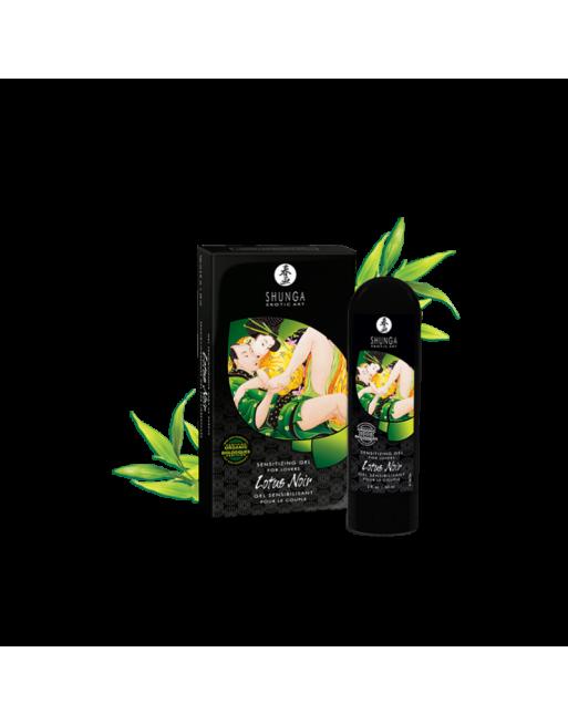 Lotus Noir - Gel sensibilisant pour couple