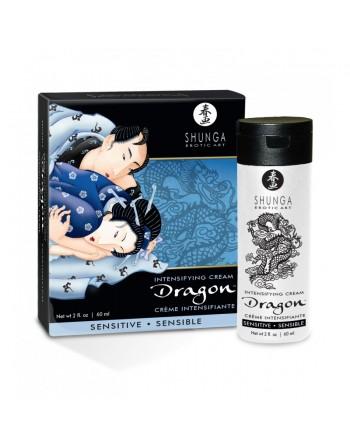 Crème de virilité Dragon - Sensible