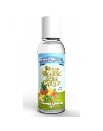 Lubrifiant VM Fruits Exotiques Vin Pétillant - 50ml