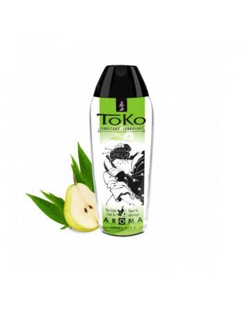 Toko Aroma Poire et Thé vert exotique - Lubrifiant 165ML