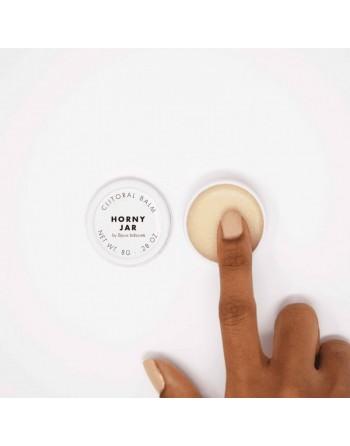 Baume orgasmique - Horny Jar - 8g - Clitherapy