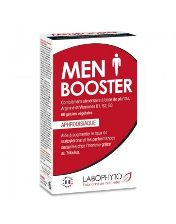 MenBooster gel d'érection 6 dosettes