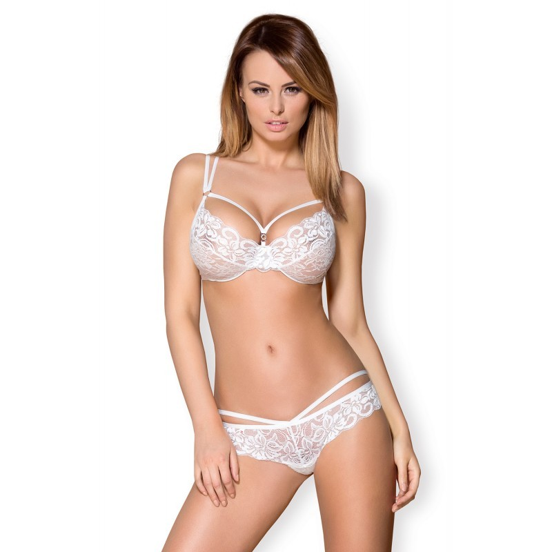 860-SET-2  Ensemble 2 pcs - Blanc
