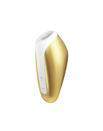Stimulateur Satisfyer Love Breeze - Jaune