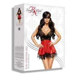 Eve Babydoll  Masque - Rouge