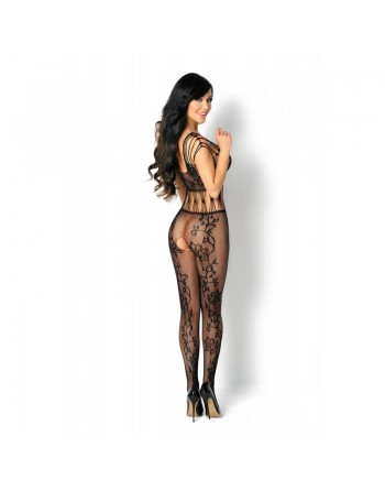 Miranda Bodystocking - Noir