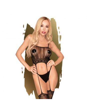Sex dealer Bodystocking - Noir